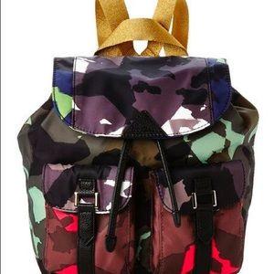 Sam Edelman Camoflage Backpack